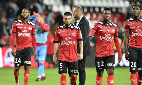 AS Nancy Lorraine - EA Guingamp