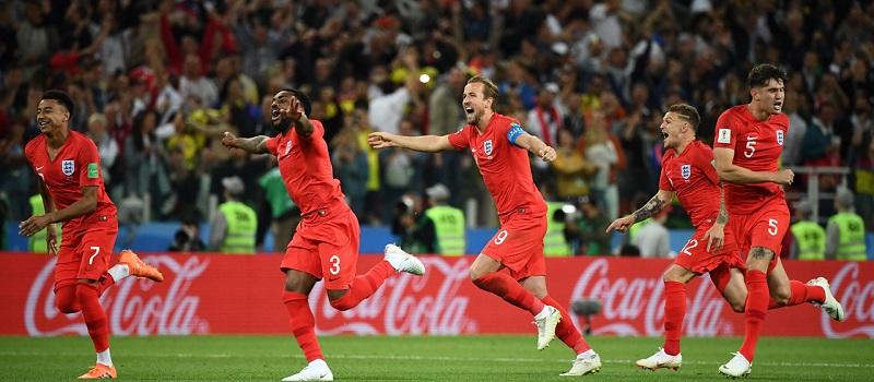 Inghilterra Mondiale 2018