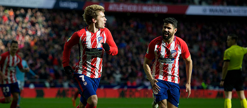 Atletico Madrid Ligue Europa Parier