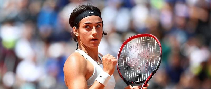 Scommesse Caroline Garcia - Roland Garros 2018
