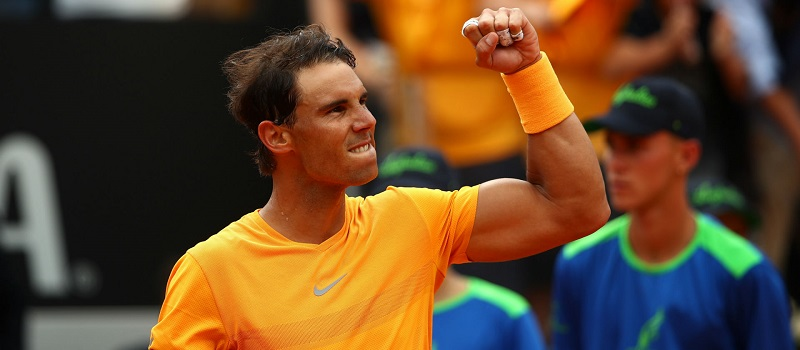 Scommesse Nadal - Roland Garros 2018