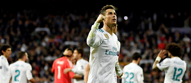 Pronos Ligue des Champions - Real Madrid