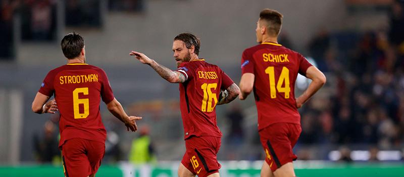 Prono Champions League - AS Roma