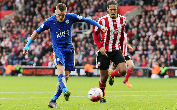 Image result for leicester city southampton